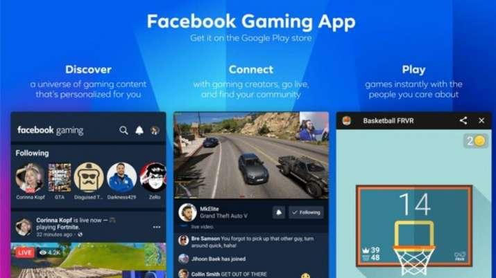 facebook, facebook gaming, facebook gaming app, facebook gaming app for android, facebook gaming app