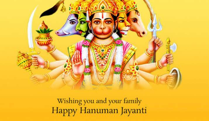 India Tv - Happy Hanuman Jayanti 2020