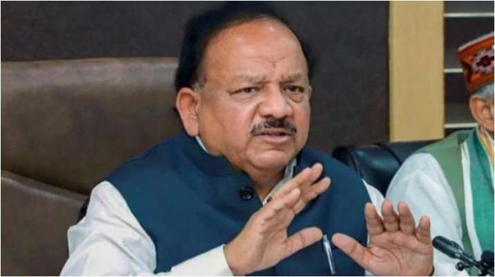Situation in India improving, hotspot districts moving towards being non-hotspot districts: Vardhan