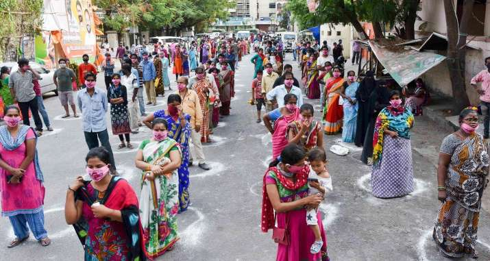Telangana records just 2 new coronavirus infections in 24 hours