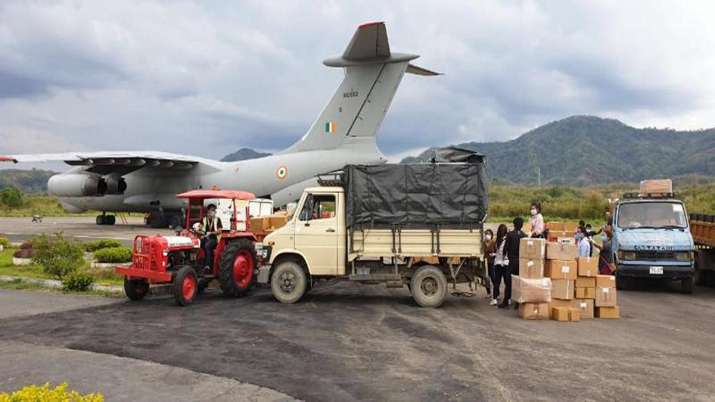 COVID-19 lockdown: IAF transports 600 tonnes of medical equipment; other essential supplies
