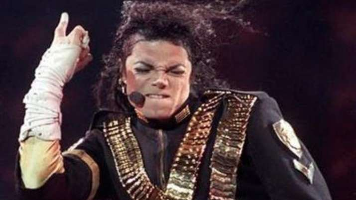 Michael Jacksons White Sequinned Glove Sold At Auction