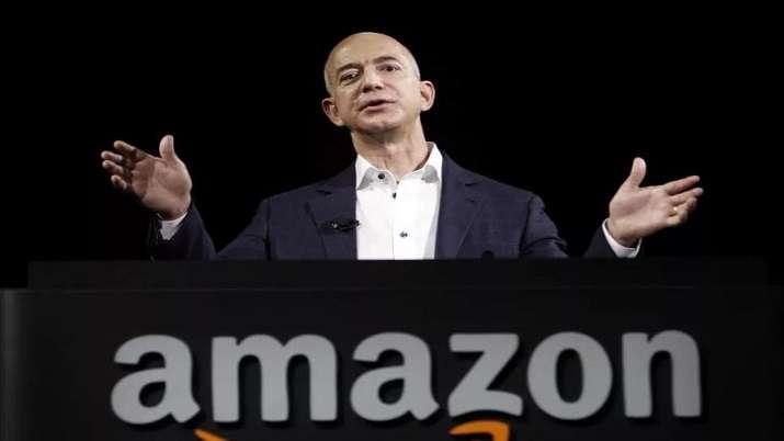 Jeff Bezos richer by $6.4 bn as Amazon stocks hit record high