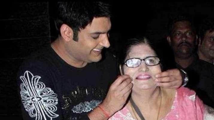 India Tv - Kapil's mother