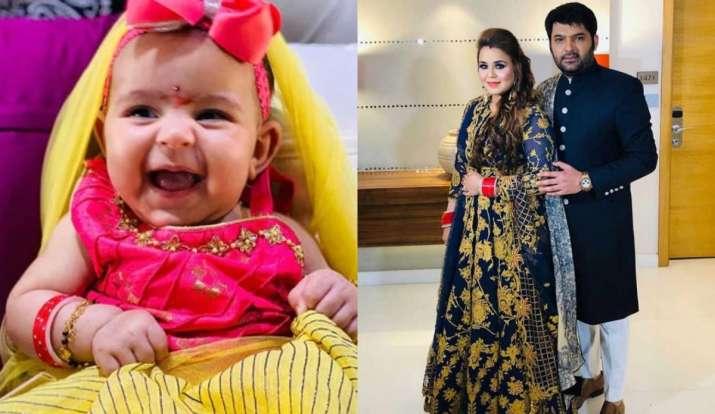 Kapil Sharma sends internet into meltdown with daughter Anayra's pics from Kanjak Poojan thumbnail