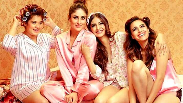 Kareena Kapoor Recalls Shooting For Veere Di Wedding Post Pregnancy Celebrities News India Tv