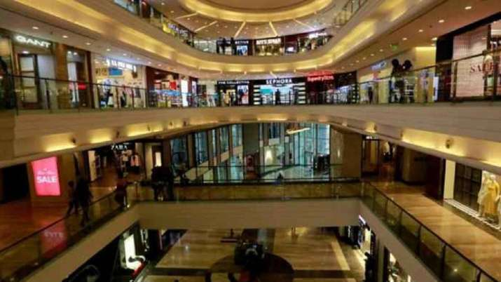 Malls, Shopping coomplexes, food joints