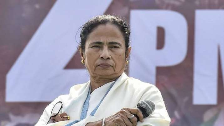 A file photo of West Bengal CM Mamata Banerjee for