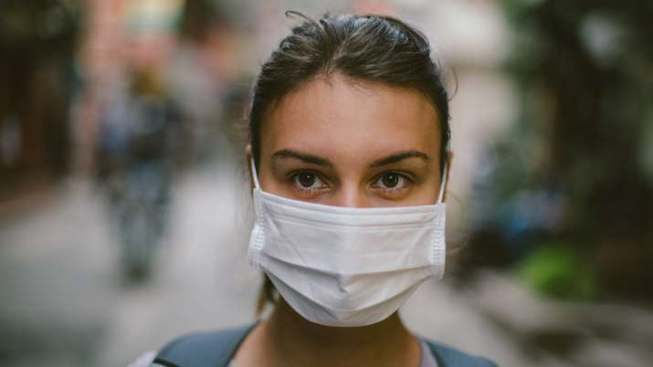 Wearing face masks is now mandatory in Delhi.