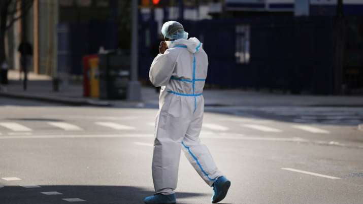 New York coronavirus death toll crosses 10,000 mark