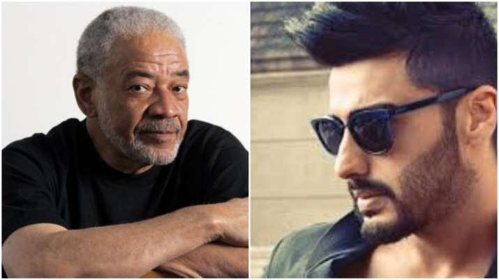 Arjun Kapoor bids emotional adieu to Bill Withers