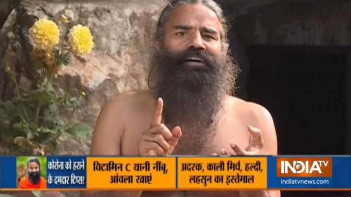 Swami Ramdev shares helpful yogasanas to treat thyroid problems