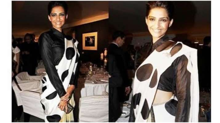 Masaba Gupta recalls story behind Sonam Kapoor's first Cannes appearance in polka dot dhoti saree