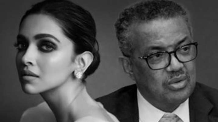 Deepika Padukone to talk about mental health amid COVID19 crisis with WHO Director-General Dr. Tedro