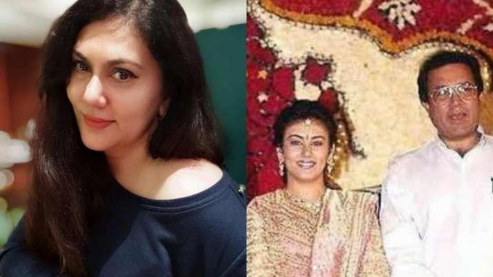 Ramayan's Sita aka Dipika Chikhlia's wedding reception photo goes viral, Rajesh Khanna also attended