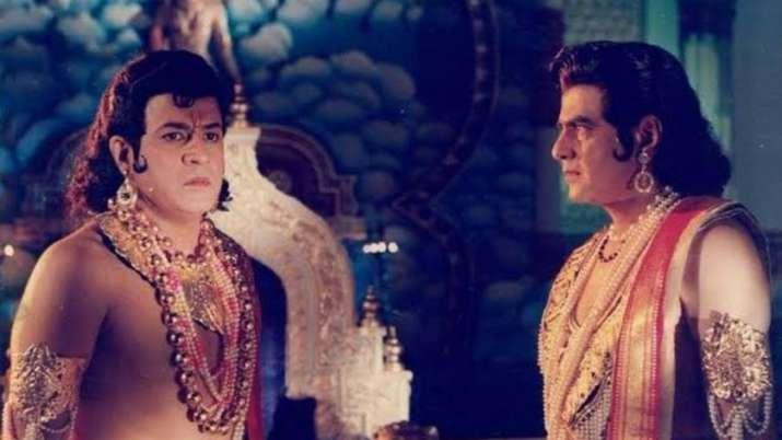 When Ramayan's Ram aka Arun Govil played Lakshaman in Bollywood film starring Jeetendra