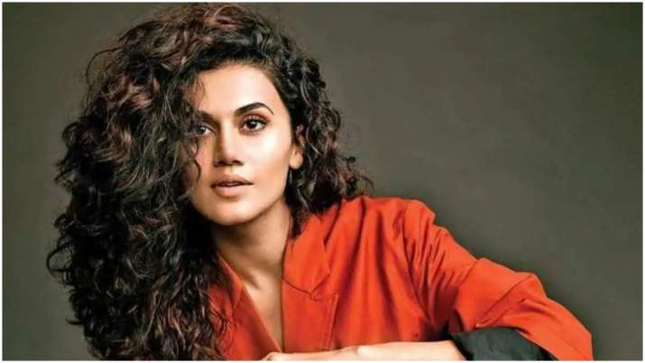 Taapsee Pannu: Wanted a logo instead of a name plate to keep the ambition flying high