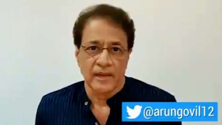 Ramayan actor Arun Govil requests fans for support against Twitter impersonator, shares video