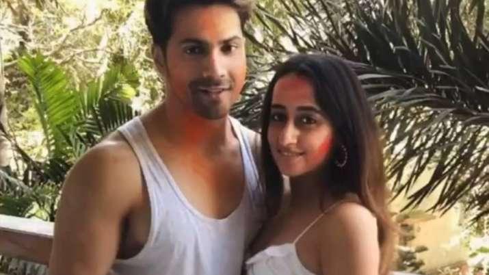 Varun Dhawan and Natasha Dala's unseen photos