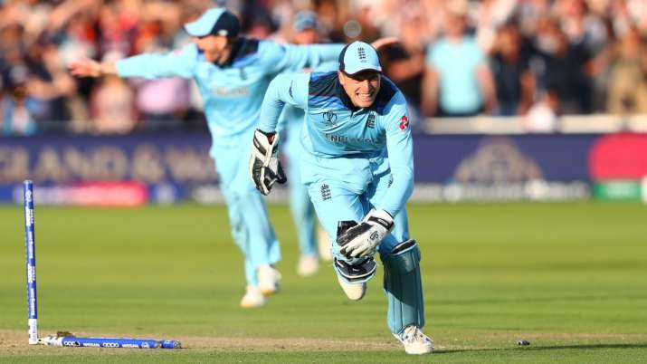 Jos Buttler to auction his World Cup final shirt to raise funds for fight against coronavirus