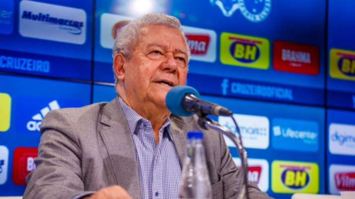 Brazil football club Cruzeiro president tests positive for coronavirus
