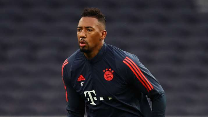 Bayern Munich fine Jerome Boateng for violating coronavirus guidelines