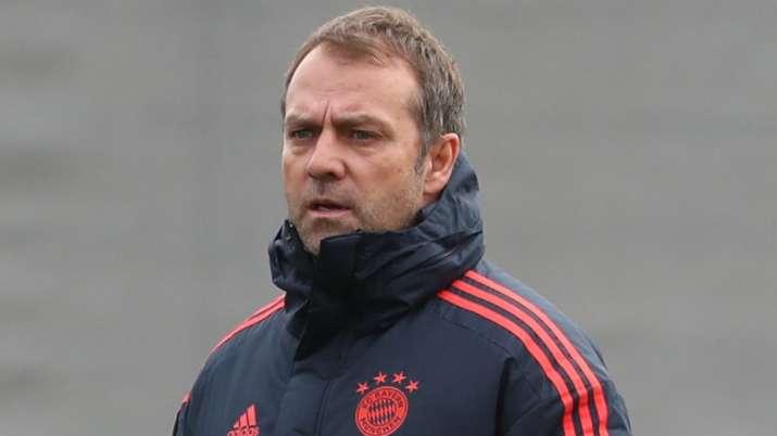 Bayern Munich give coach Hansi Flick permanent deal through 2023