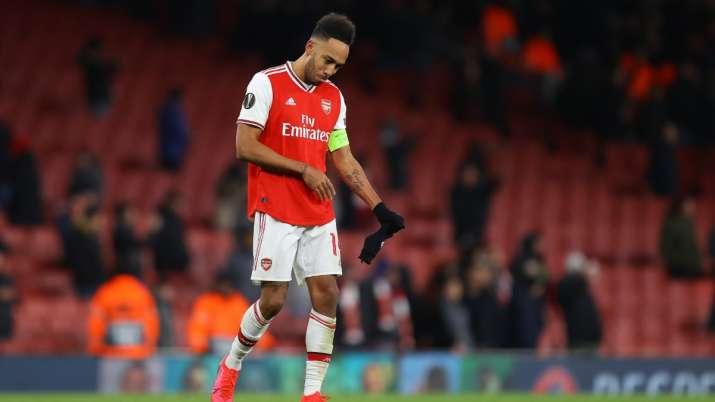 Pierre-Emerick Aubameyang should join a more ambitious club than Arsenal: Mounguengui