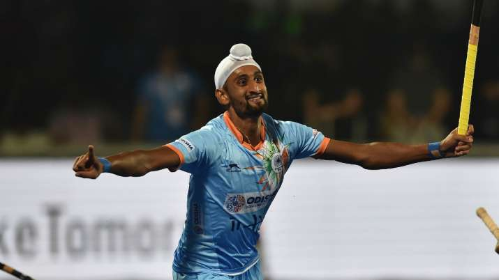 Lockdown hasn't affected our goal of winning Olympic medal: Mandeep Singh
