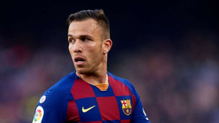 Amidst Inter Milan speculations, Arthur Melo best enthusiastic ...