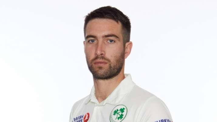 Ireland captain Andrew Balbirnie delivers virtual batting class