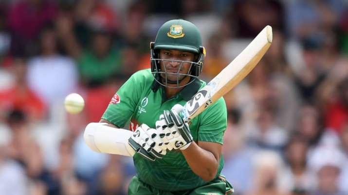Premier Bangladesh all-rounder Shakib Al Hasan