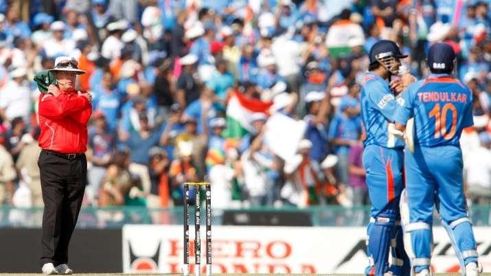 Saeed Ajmal still believes he got Sachin Tendulkar out in 2011 World Cup semifinal