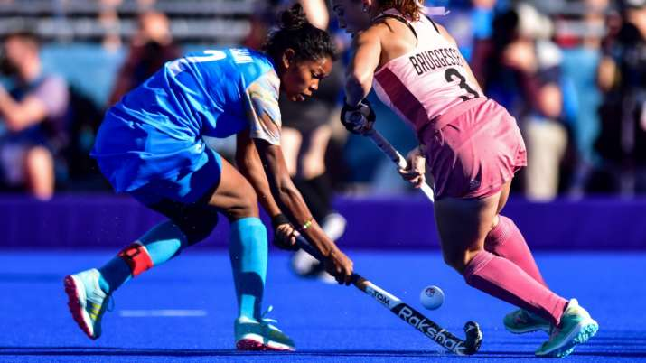 Lot of scope to improve game in one year: Salima Tete   Other News – India  TV