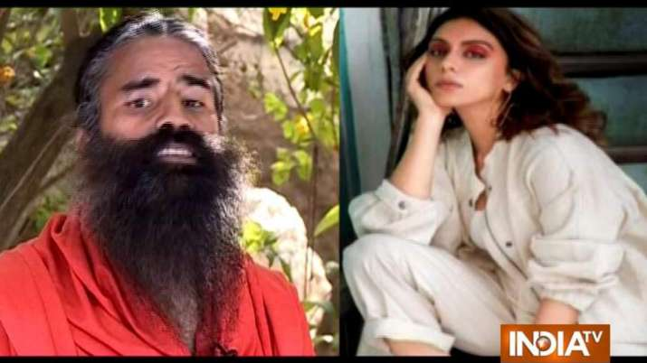 Swami Ramdev shares yoga tips with actress Zoa Morani to fight battle against COVID-19