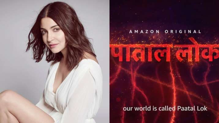 Teaser of Anushka Sharma's first web series Patal Lok is out