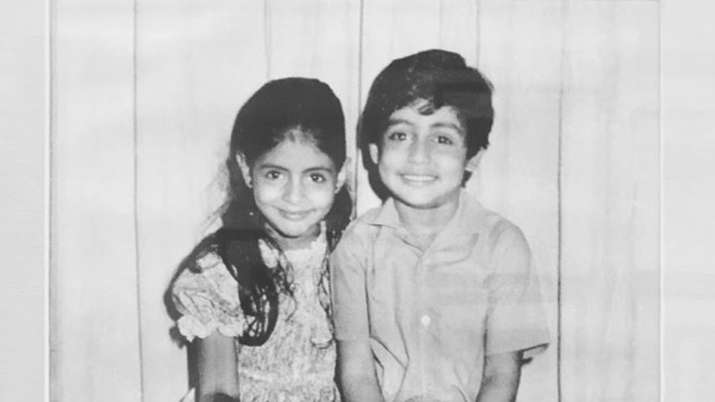 Shweta Bachchan shares photo with 'partner in crime' Abhishek Bachchan and it is the cutest   Celebrities News – India TV