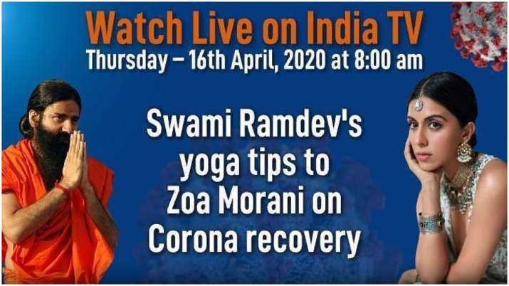 Exclusive: Actress Zoa Morani to get yoga tips on coronavirus recovery with Swami Ramdev