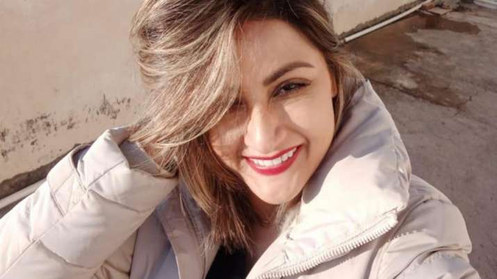 TV actress Urvashi Dholakia launches her chat show 'Trending Now'