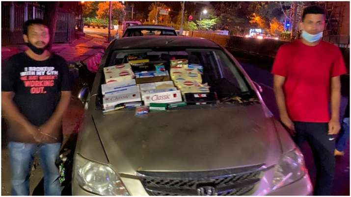 COVID-19 Lockdown: 2 persons arrested in Bengaluru with cigarettes worth Rs 30,000