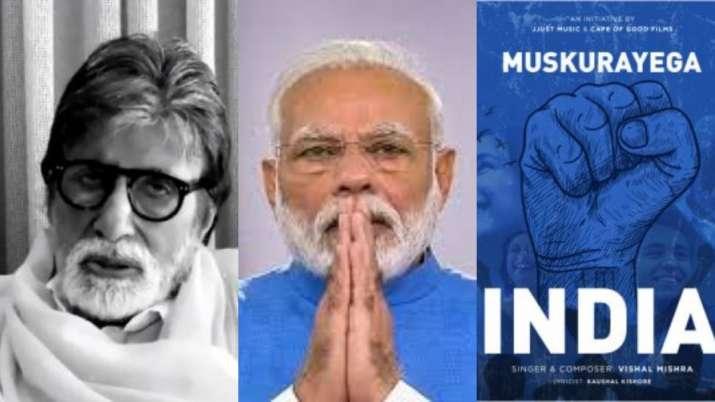 PM Modi lauds star-studded short film 'Family' and song 'Muskurayega India,' calls it good initiati