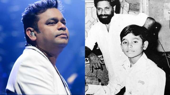 AR Rahman mourns death of veteran music director M.K Arjunan who gave him break