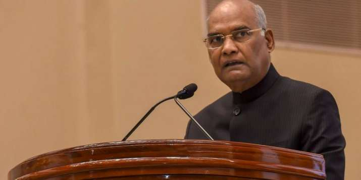 President Kovind gives nod for promulgating ordinance to punish those attacking healthcare workers