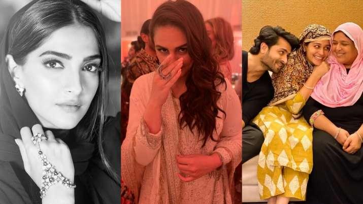 Ramadan 2020: Sonam Kapoor, Huma Quereshi, Dipika Kakkar and other celebs wish fans with beautiful p