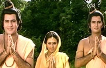 India Tv - Ram, Sita and Lakshman