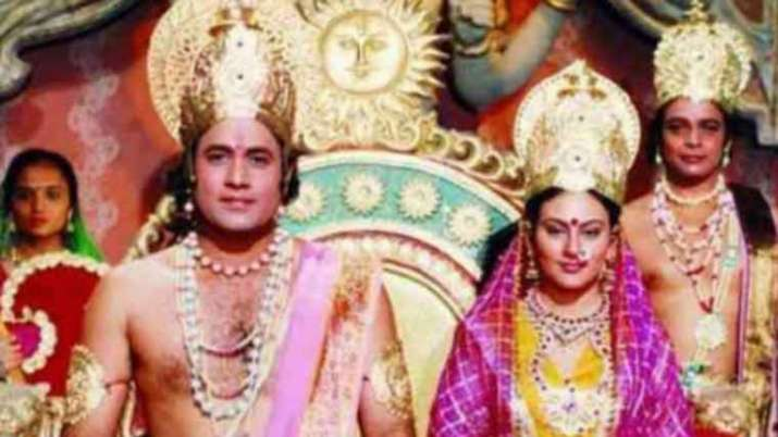 Ramayan re-run breaks TRP records, garners highest ratings for a Hindi GEC show since 2015 thumbnail