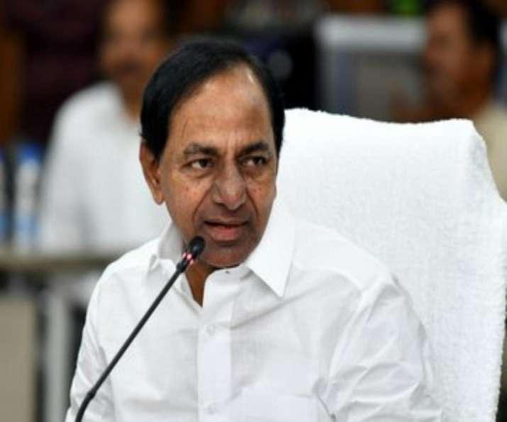 Telangana CM K Chandrasekhar Rao/File