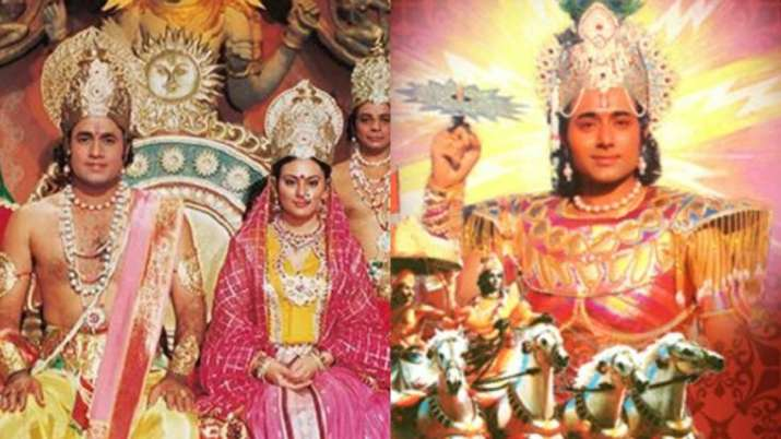 Ramayan breaks TRP records once again followed by Mahabharat, see list of top 5 shows of the week
