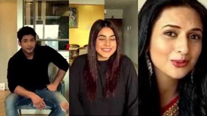 Sidharth, Shehnaaz, Divyanka Tripathi to Mouni Roy, TV celebs unite for Ekta Kapoor's Bigg Boss. Wat