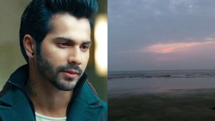 Varun Dhawan misses going to Juhu beach, says, 'Mother Nature will heal this situation'